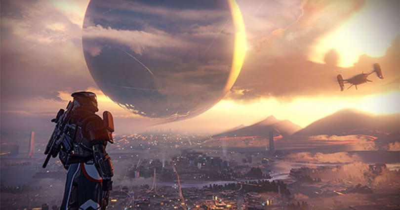 Destiny update tunes exotic weapons to feel more 'overpowered'