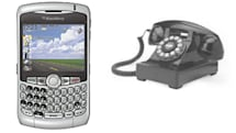 BlackBerry Mobile Voice System allows access to PBX