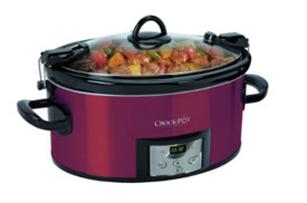 Crock-pot Cook and Carry Oval Slow Cooker