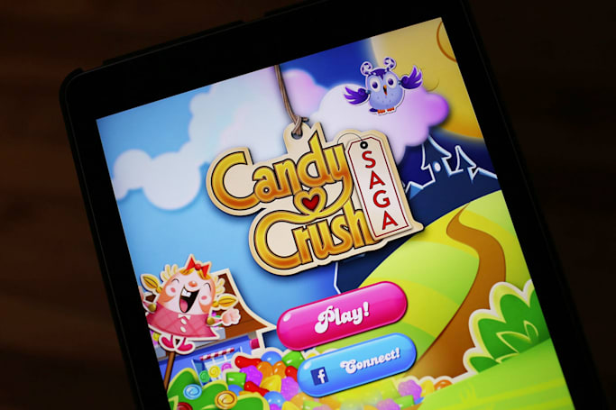 Activision officially owns the maker of 'Candy Crush Saga'