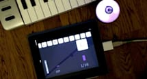 Sphero + keyboard + iPad = cacophonous synthy fun (video)