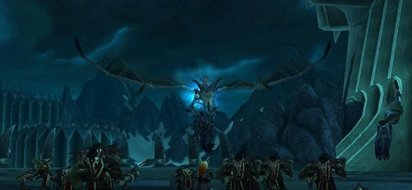 Lichborne: Icecrown 5-man gear for death knights