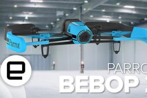 Hands On: Parrot's New Bebop 2 Drone