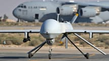 Pentagon has deployed military drones in the US