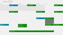 Microsoft details Windows 8 Calendar app design, wants to 'show your life clearly'