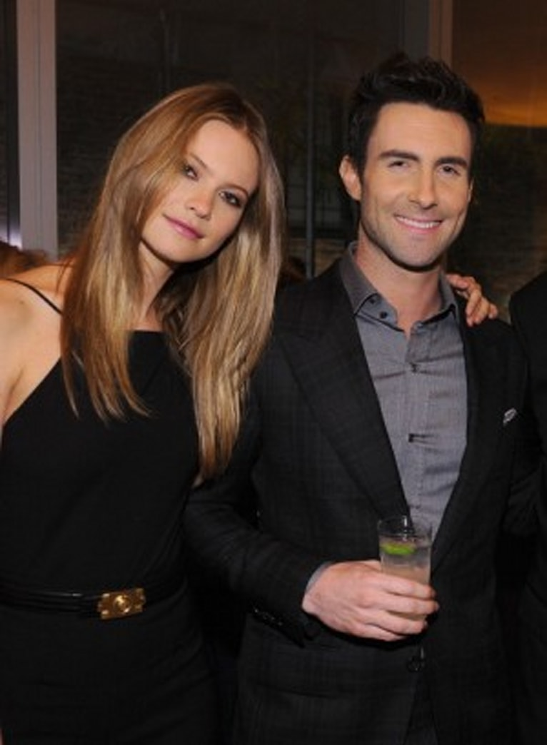 Adam Levine Gets Engaged to Victoria's Secret Model Behati Prinsloo