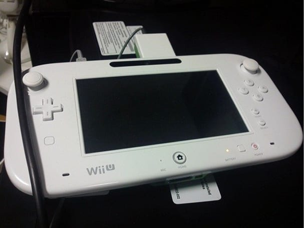 Alternative Wii U controller design makes brief appearance on Twitter, goes into hiding