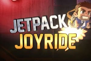 Jetpack Joyride (JJ and You)