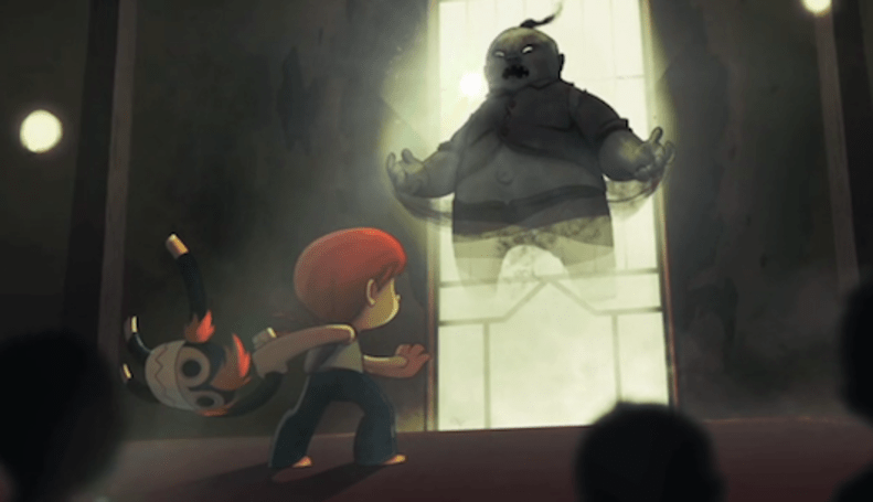 Hush fights fear with puppets, inspired by American McGee's Alice