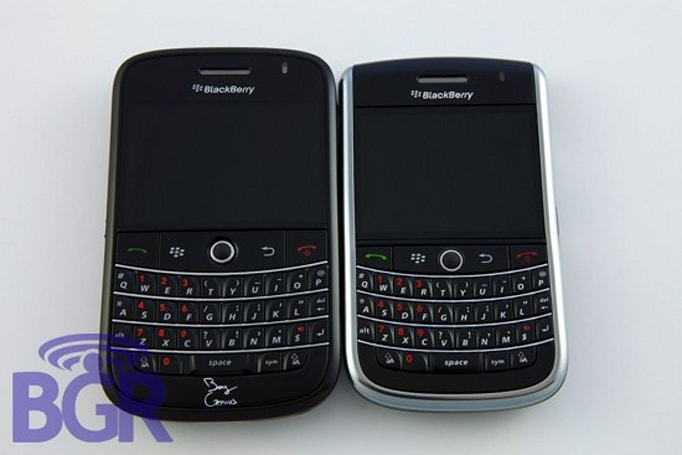 BlackBerry Niagara 9630 reviewed in all its prerelease glory