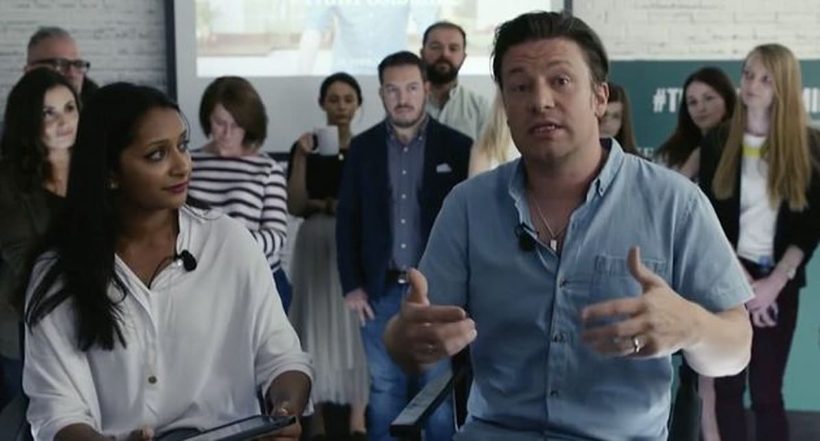 Jamie Oliver Reveals The One Thing Holding Parents Back When Feeding Their Kids