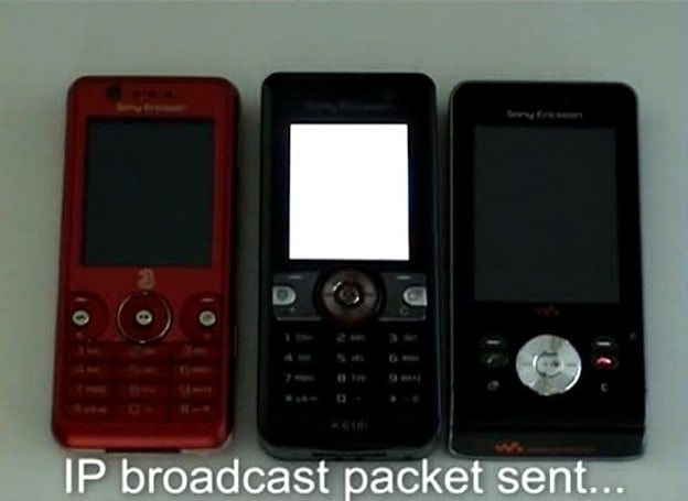 Evil WAP Push messages can reboot some Sony Ericsson handsets?