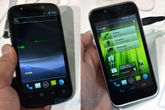 ZTE Grand X (U970 and N970) and Grand X LTE (T82) hands-on