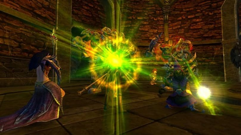 Warhammer Online is cross-promoting with Wrath of Heroes
