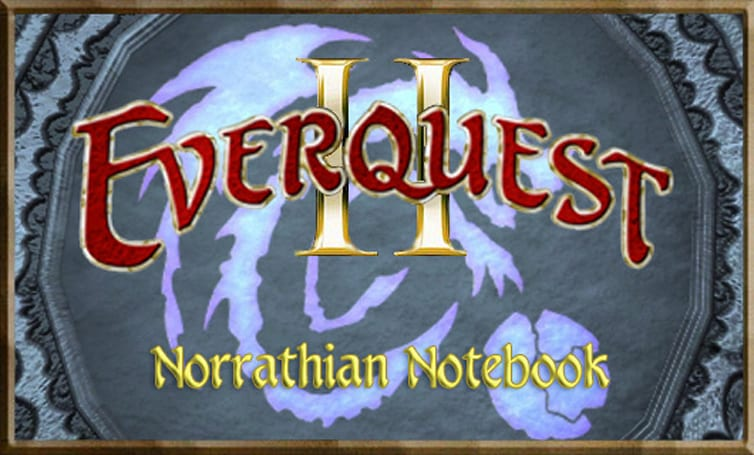 Norrathian Notebook: Musings on my EQII Tears of Veeshan experience