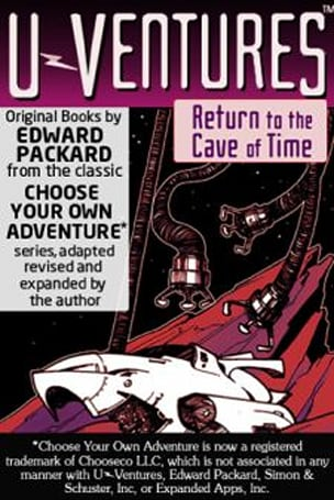 Choose Your Own Adventure available for iPhone as U-Ventures