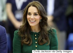 Kate Middleton Wears Dolce & Gabbana To Visit UBCO Before Heading To Yukon