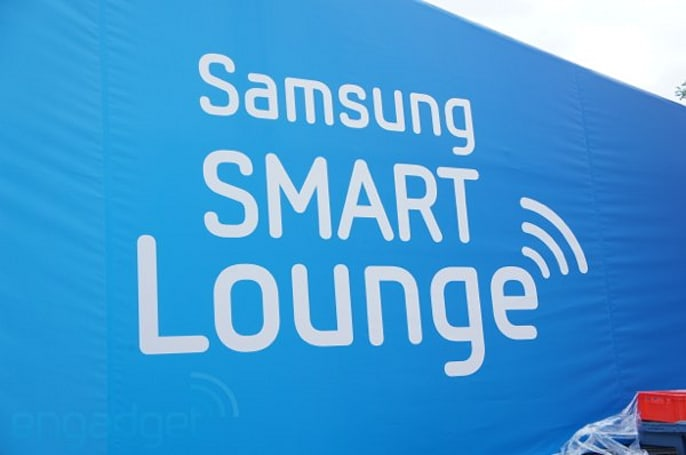 Visualized: Samsung's eerily familiar IFA Smart Lounge