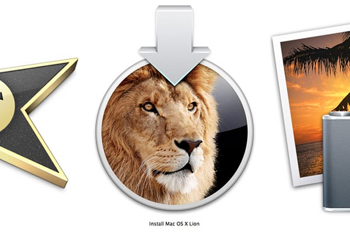 Apple Mac OS X Lion available now in the App Store