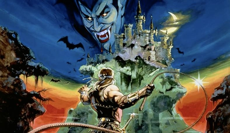 The evolution of Castlevania's 'Vampire Killer' theme