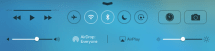 iOS 7 AirDrop: Information sharing without a bump
