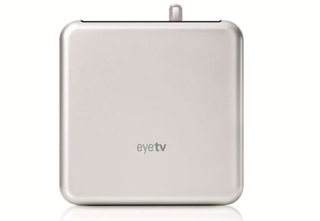 Elgato EyeTV Netstream Sat brings satellite TV streaming to your iPad