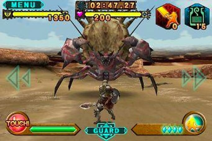 Monster Hunter: Massive Hunting hits iOS/Android in Japan this year