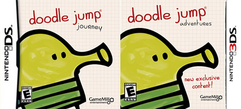 Doodle Jump bouncing to 3DS, DS this year