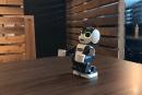独占動画:本気のロボホン! 商用版にはないアクション。ビーストモードを初公開、新ソフトウェアは1月24日配信