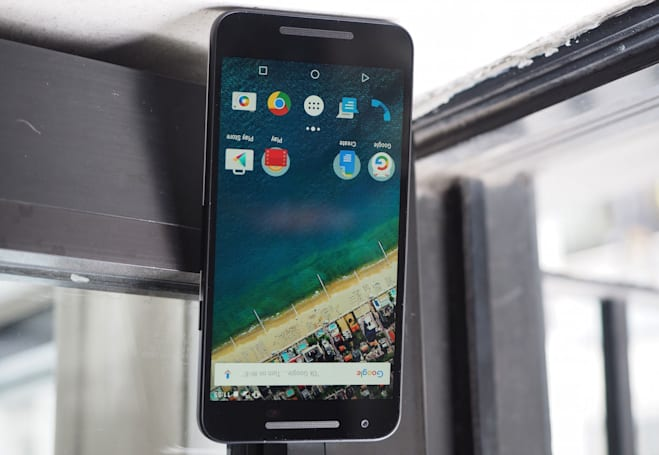 Google explains why some Nexus 5X pictures are upside down