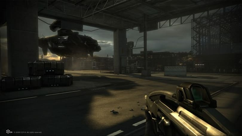 DUST 514 trailer released