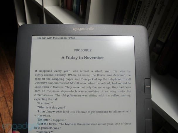 Kindle DX no longer available from Amazon, potentially discontinued