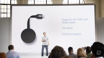 Chromecast Ultra 为你带来 4K、HDR 影像