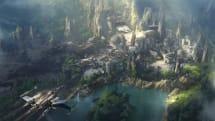 ディズニー『スター・ウォーズ』ランドは2019年オープン。アバターの惑星パンドラは今年5月から