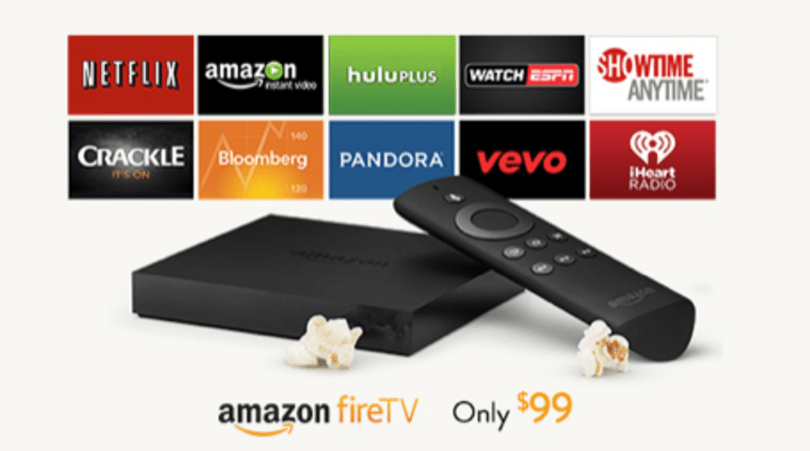 Apples and Oranges: Amazon moves into the Apple TV space