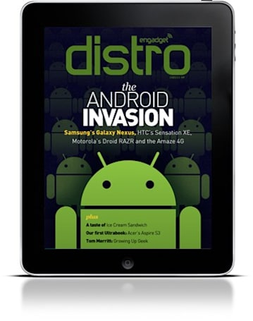 Engadget Distro Issue 9: the Android Invasion is upon us!