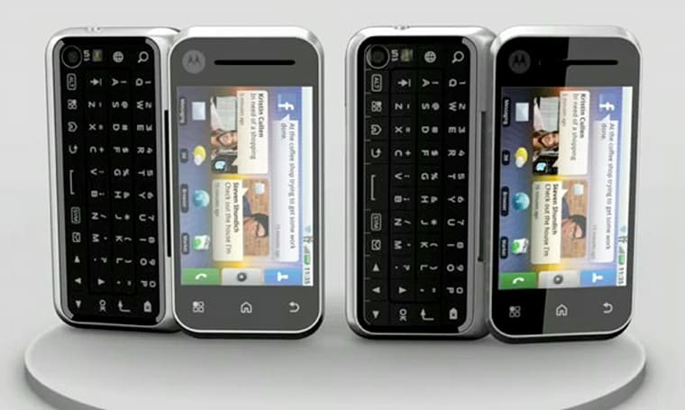 Motorola launching 20-30 Android phones in 2010