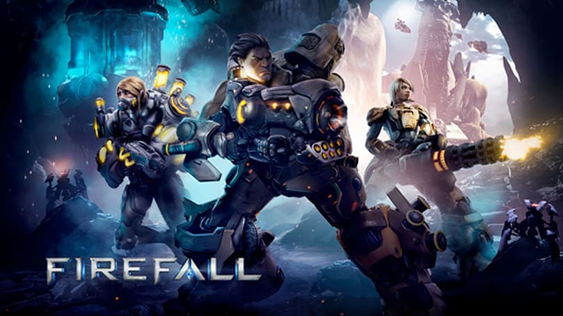Firefall is offering bonus rep this weekend
