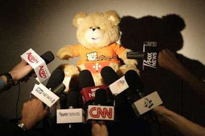 Tech-savvy iTeddy puts other bears to shame