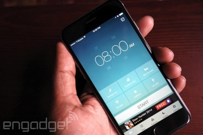 Runtastic's Sleep Better app aims for a good night's rest