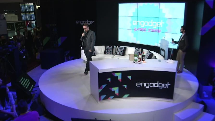The Engadget Challenge: Living Vicariously Through Others
