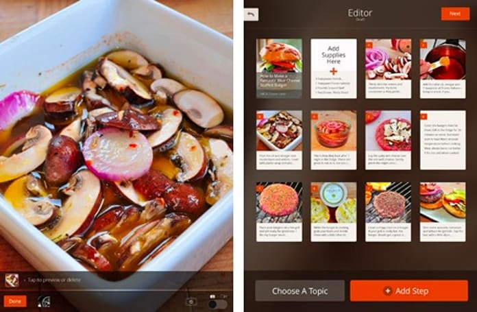 Daily iPhone App: Snapguide helps you dye your hair, fix your car or chef up a great meal