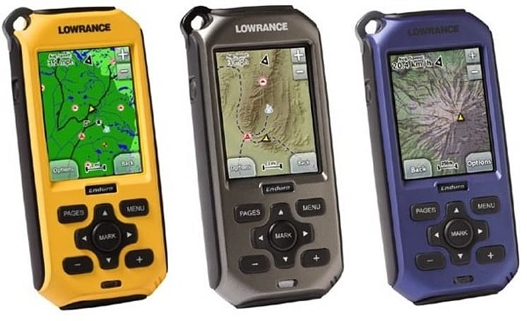 Lowrance rolls out Outback, Safari, Sierra GPS units