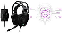 Razer punts Tiamat 7.1 surround sound headset release from Christmas to January