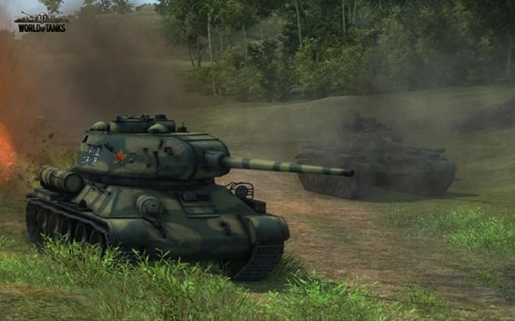 Wargaming.net adds Chinese armor in World of Tanks' 8.3 patch