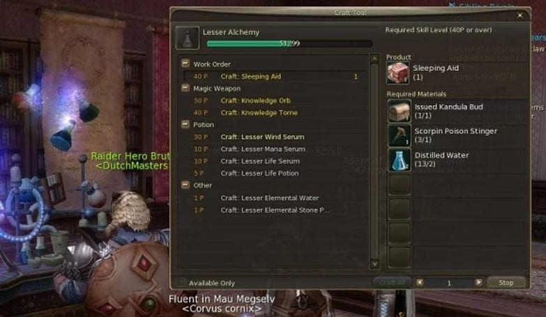 The Daily Grind: Which MMO has the best crafting?