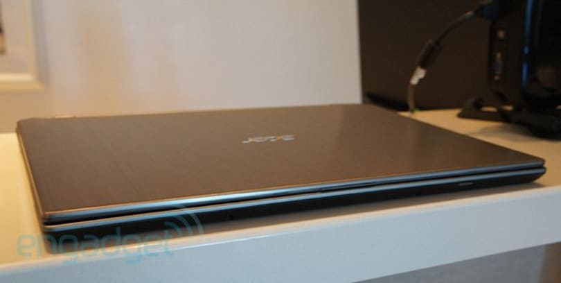 Acer Aspire Timeline Ultra series hands-on