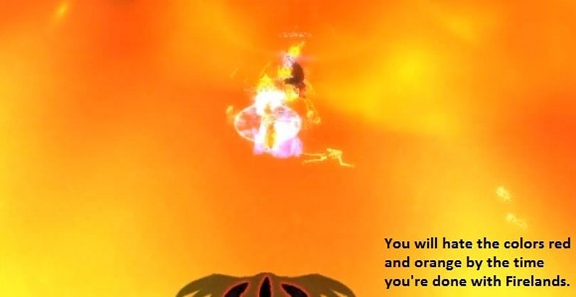 Encrypted Text: Rogue tips and tricks for Firelands, part 3