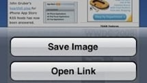 iPhone 101: Saving images in Safari