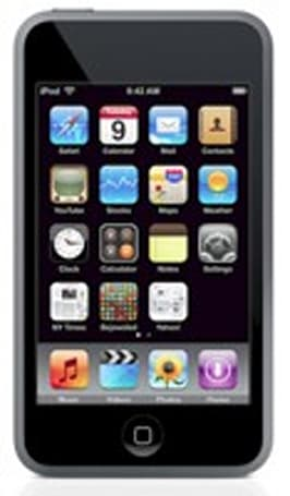 iPhone 2.1 beta firmware hints at new iPod touch?